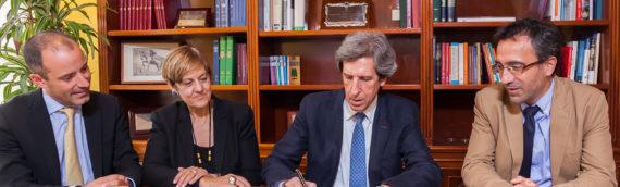 Acuerdo de colaboración con el Ilustre Colegio Oficial de Médicos de Madrid y el Instituto Francisco Vallés