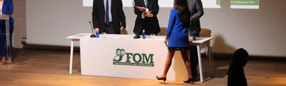 Inauguración del curso académico de la Fundación Ortega-Marañón
